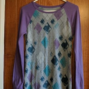 size medium argile knit tee